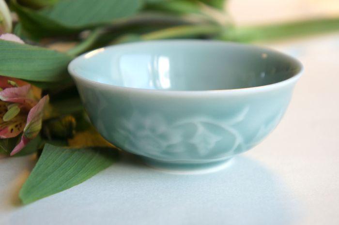 синий китайский чай